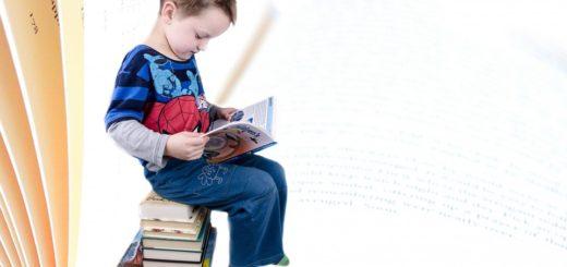 Seznamte děti s knihami